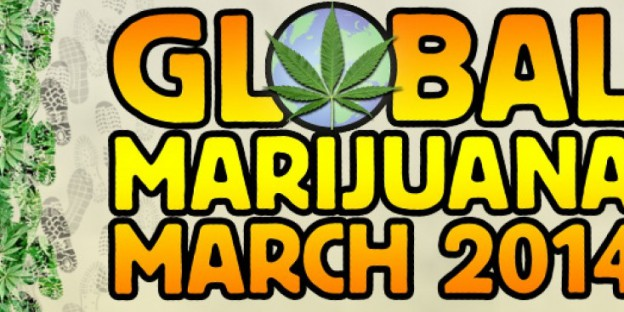 Global Marijuana March 2014