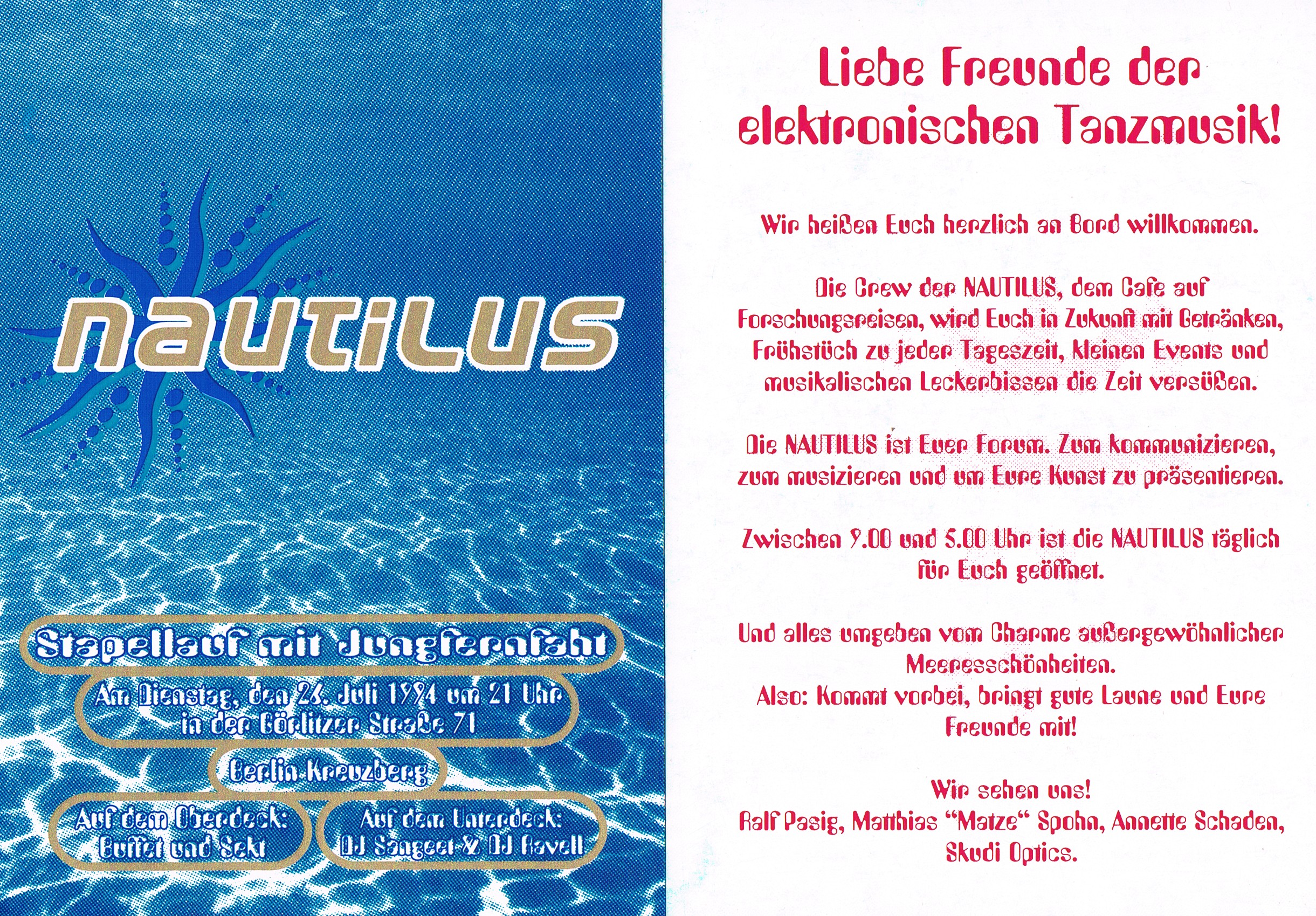 Flyer Nautilus