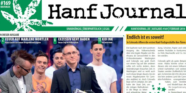 Hanf Journal 169