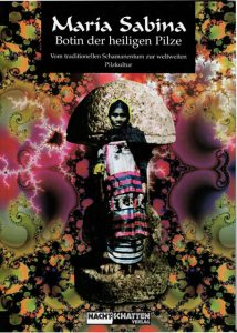 Cover des Buches Maria Sabina – Botin der heiligen Pilze