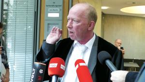 Richter Andreas Müller vom Amtsgericht Bernau
