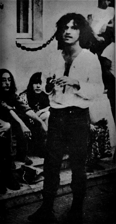 Georg von Rauch, Foto: Archiv Haschrebellen