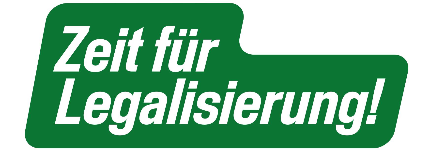 Logo der Kampagne des Deutschen Hanfverbandes (DHV)