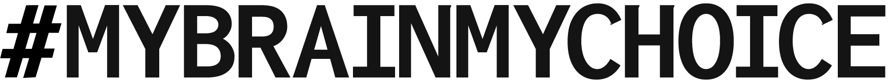 Logo mybrainmychoice