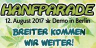Logo Hanfparade 2017