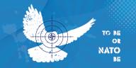 To be Or NATO be. Grafik: Doro Tops