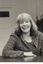 Ute Scheub, Vorsitzende des Kuratoriums der taz Panter Stiftung