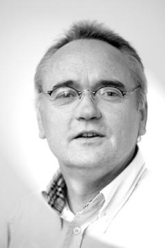 Josef-Otto Freudenreich war bis Ende 2009 Chefreporter der Stuttgarter Zeitung. Foto: Klöpfer & Meyer
