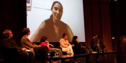 Die kubanische Bloggerin Yoani Sánchez. Foto: Fiona Krakenbürger