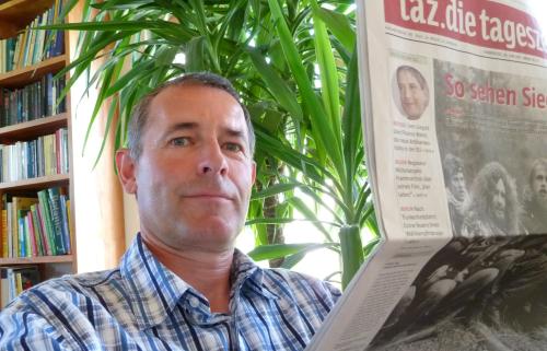 Wolfgang Köpf ist heute Lehrer für Mathe und Physik