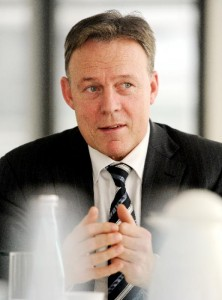Thomas Oppermann, parlamentarischer Geschäftsführer der SPD-Fraktion. Foto: dapd