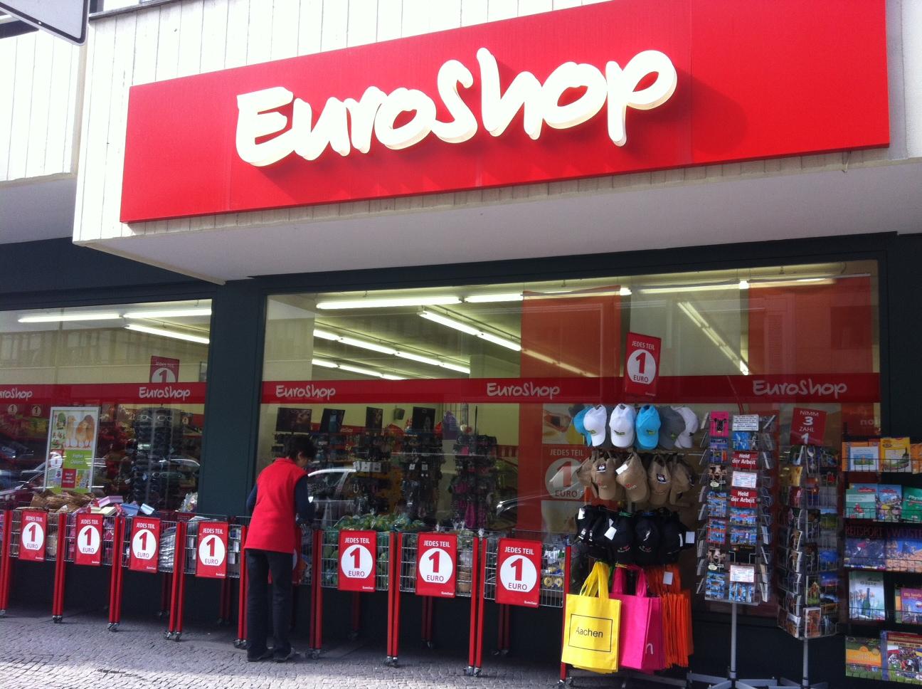 Ein Euro Shop München