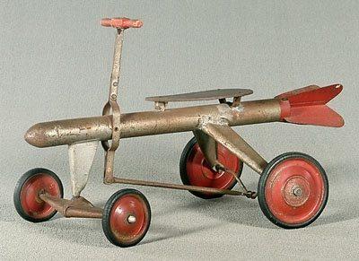 kinder-rakete