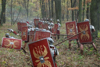 KampfumGermanien-dieVarusschlacht-Filmszene