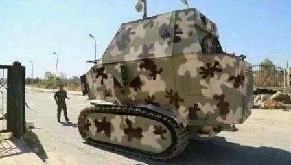panzer-selbstgebauter-kurdischer