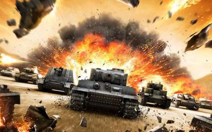 tank-war