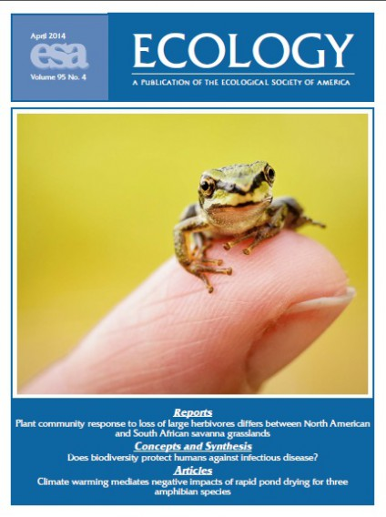 Ecology-April