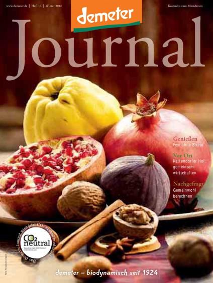 demeter-journal