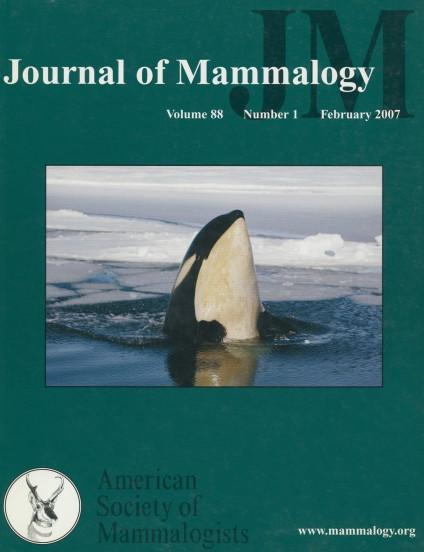 jo-mammalogy