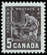 Kanada-Bergmann