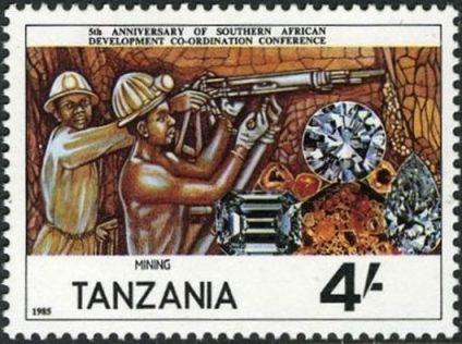Tanzania1985miningdiamond