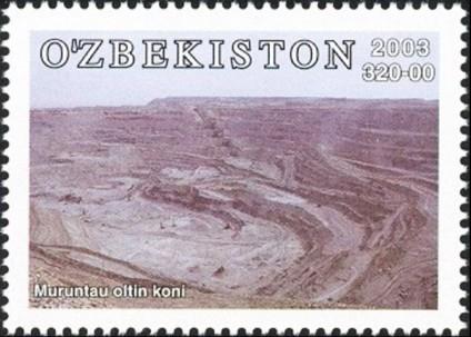 Uzbekistan2003goldmine