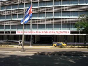 Im Energieministerium in Havanna wird die Entscheidung von Repsol kaum Begeisterung auslösen