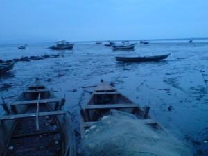 Trügerische Idylle an der Bucht von Sepetiba