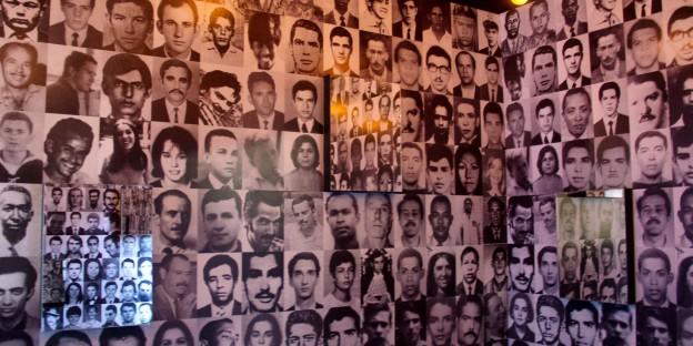 Die Verschwundenen. Photo von Guilherme Testa. CC BY SA 2.0