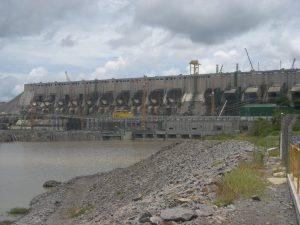 """Staudamm """"Belo Monte"""", von Krikern gerne als """"Belo Monstro"""" bezeichnet. Foto: christianrussau (März 2016)"""