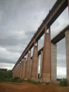 Estrada de Ferro Carajás. Foto: Christian Russau