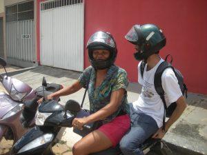 Auch Justiça nos Trilhos ist mobil unterwegs. Foto: Christian Russau