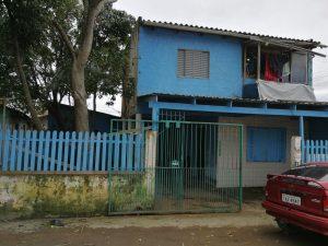 Haus in der Vila Nazaré