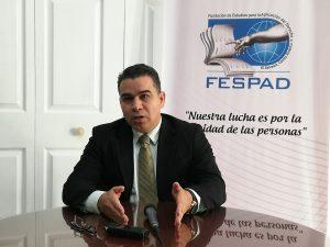 Saúl Baños FESPAD