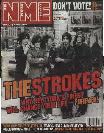 strokes nme