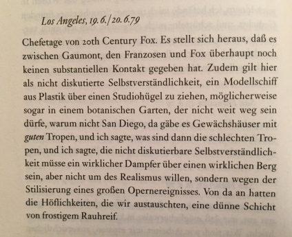 Werner Herzog Fitzcarraldo