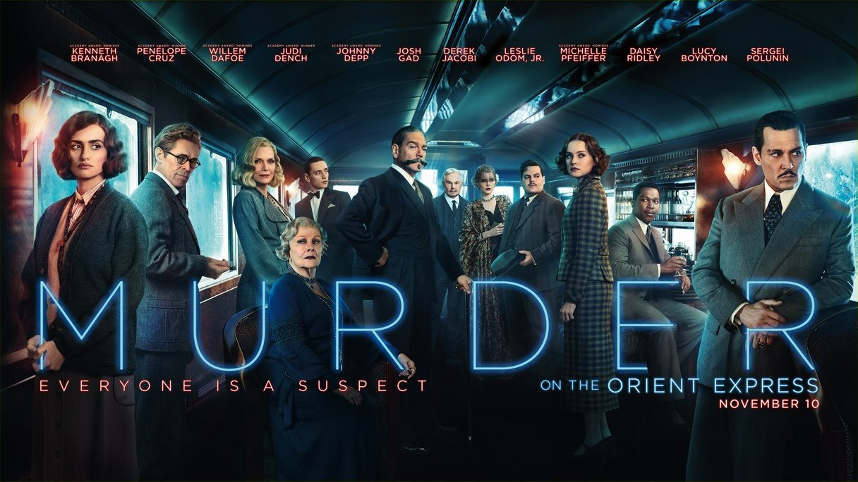 Mord Im Orient Express 2019
