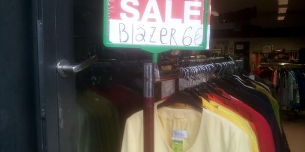 Bläzer Sale