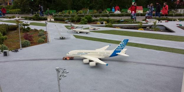 Lego-Flughafen