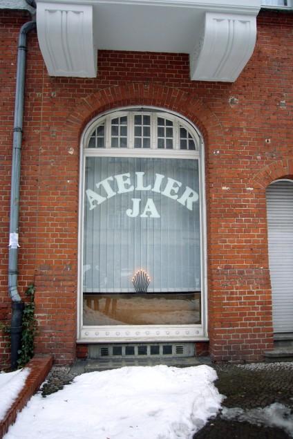 Atelier Ja in Wilmersdorf, Foto: Barbara Kalender