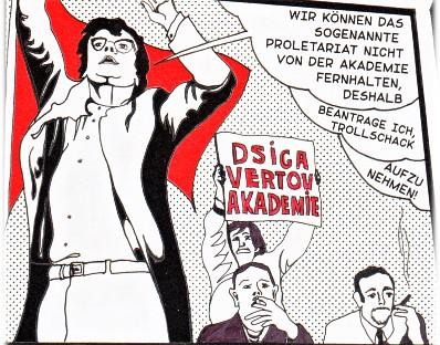 Helmut Wietz, Der Tod von Adorno, Metrolit