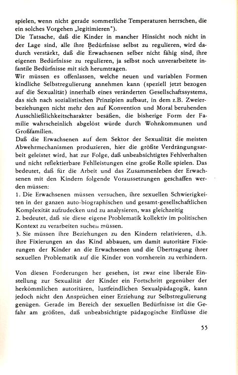 Gerhard Bott, Erziehung zum Ungehorsam, März Verlag