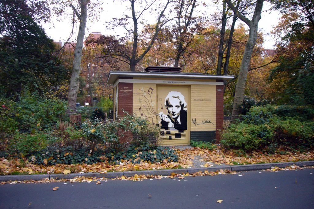 4-Marlene-Dietrich, tazblog Schröder und Kalender, Foto: Barbara Kalender