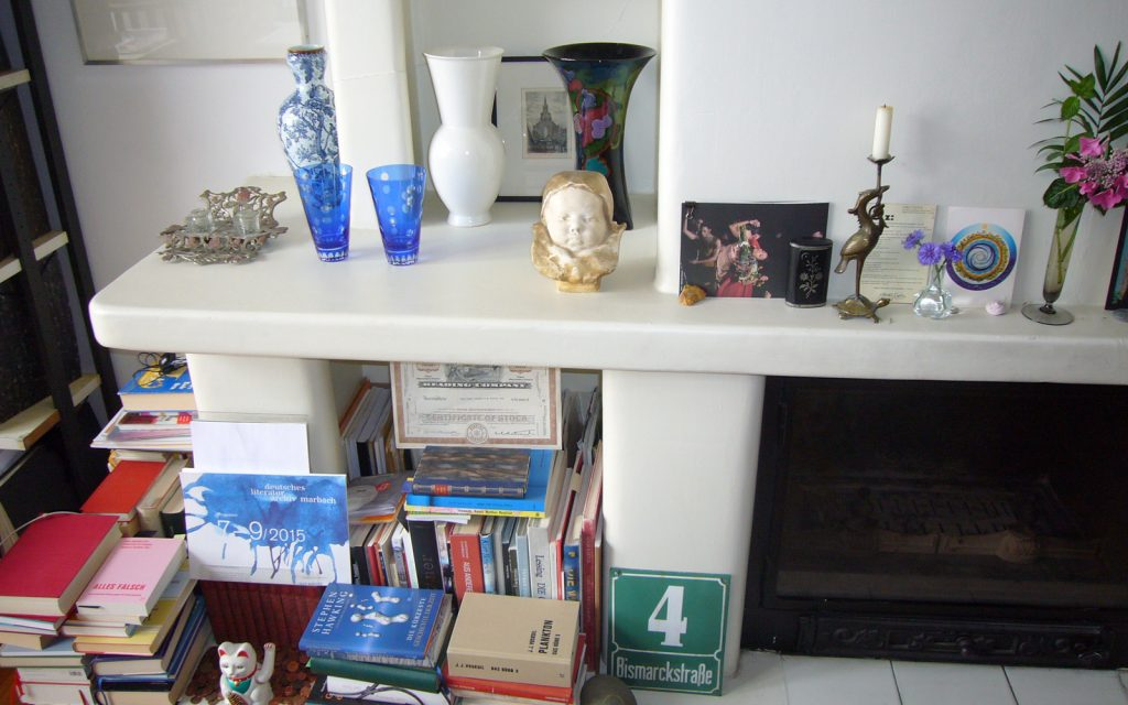Reading-Company, Schröder & Kalender, Foto: Barbara Kalender
