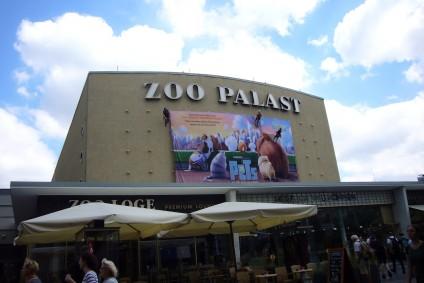 Zoo-Palast, Berlin, tazblog Schröder & Kalender, Foto: Barbara Kalender