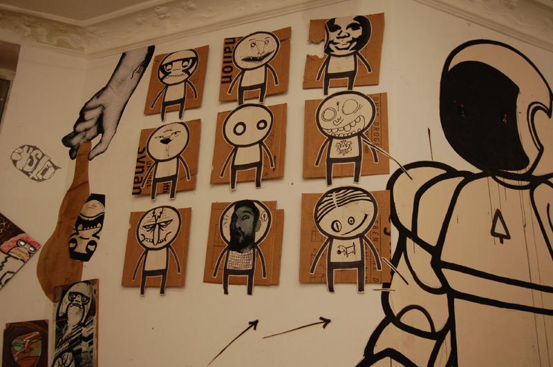 Ueberwachung fotoblog streetart - Stammbaum basteln mit kindern ...