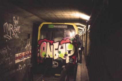"""""""One Up"""" und die Berliner U-Bahn"""