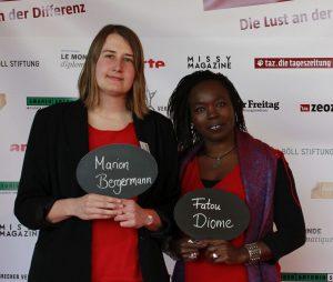 Marion B., Fatou Diome