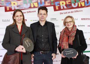 Kristin Helberg, Martin Reeh, Franziska Brantner