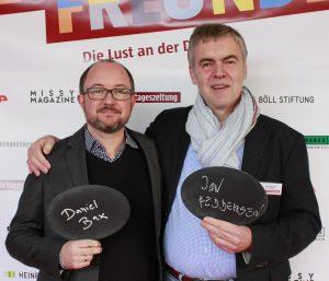 Daniel Bax, Jan Feddersen